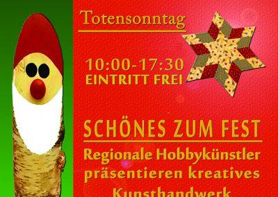Plakat Adventsmarkt